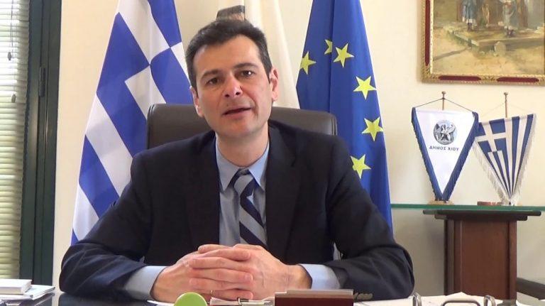 Σε διεθνές φόρουμ για τις προκλήσεις του μεταναστευτικού στη Μεσόγειο ο Δήμαρχος, Μανώλης Βουρνούς