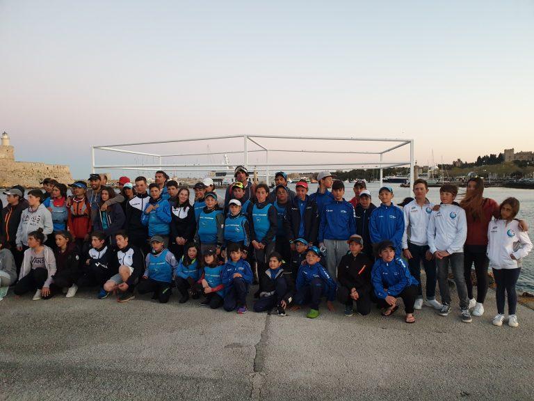 Πρωταθλητές Αιγαίου οι ιστιοπλόοι του ΝΟΧ