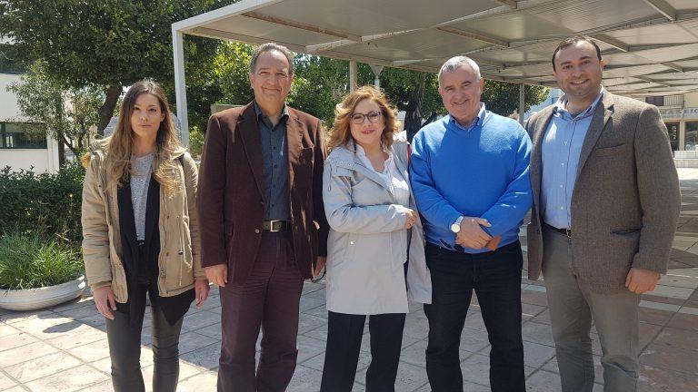 """Στη """"μάχη του σταυρού"""" για τις ευρωεκλογές η Μαρία Σπυράκη"""