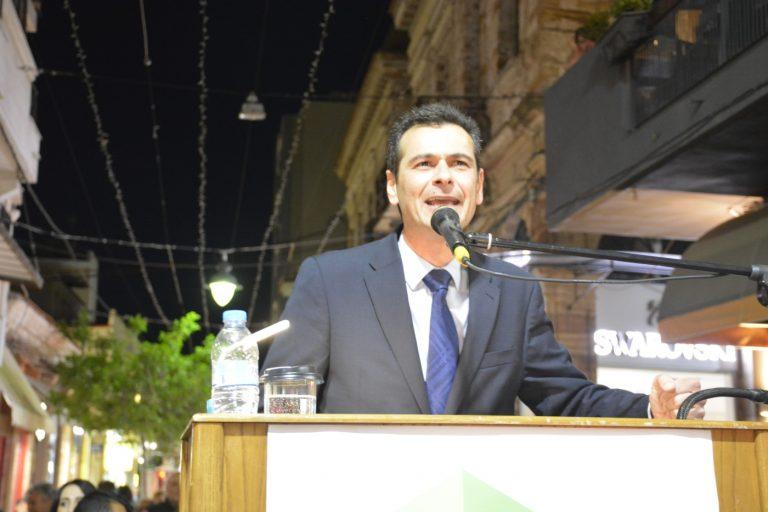 «Η ψήφος στην Πρωτοβουλία είναι ψήφος για το αύριο και απάντηση στα μεγάλα λόγια»