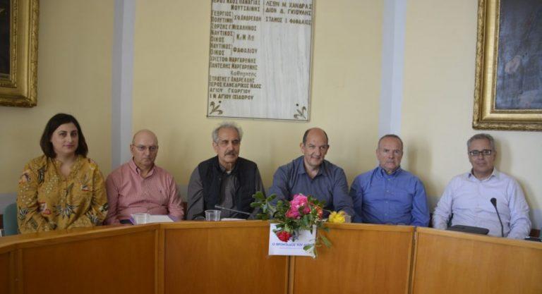 """4 πρώην Δήμαρχοι στηρίζουν τον """"Βροντάδο του Αύριο"""""""