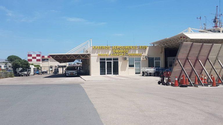 Α.Μιχαηλίδης: Κωμικοτραγική η μεταστροφή του κ. Μηταράκη για τα έργα αναβάθμισης στο αεροδρόμιο Χίου