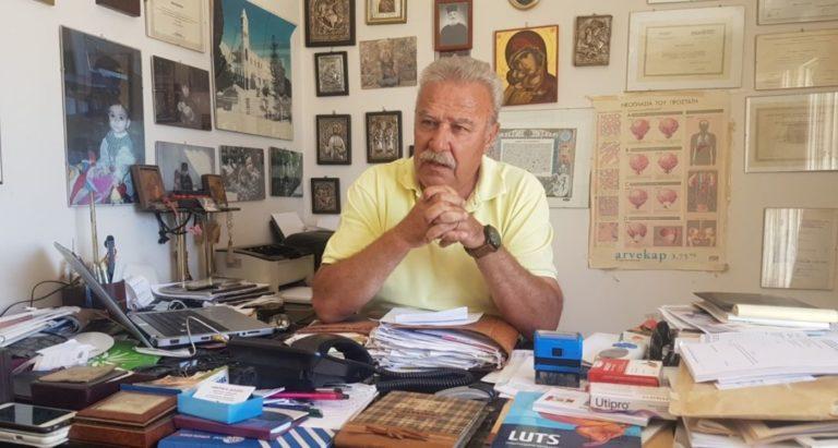 Στήριξη του Δημήτρη Παπαληού στον ΣΥΡΙΖΑ με αιχμές για την ηγεσία του ΚΙΝ.ΑΛ