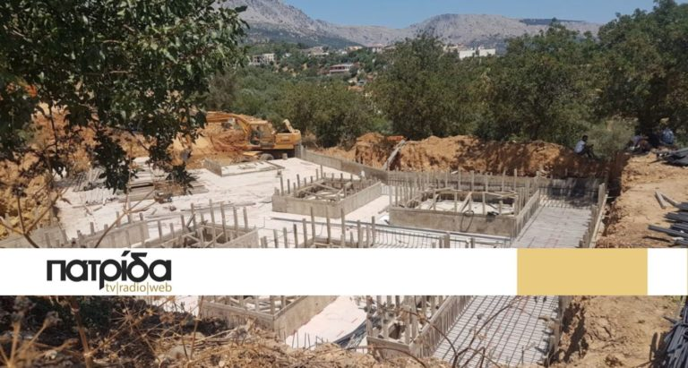 Δυο νέα νηπιαγωγεία κατασκευάζονται στον Αγ. Γεωργιο Ορφανό