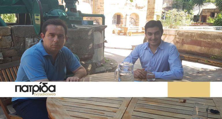 ΒΙΝΤΕΟ – Ν.Μηταράκης: «Θα είμαι η ισχυρή φωνή της Χίου στην Αθήνα, μπορώ να βάλω τη Χίο στην πρώτη γραμμή»