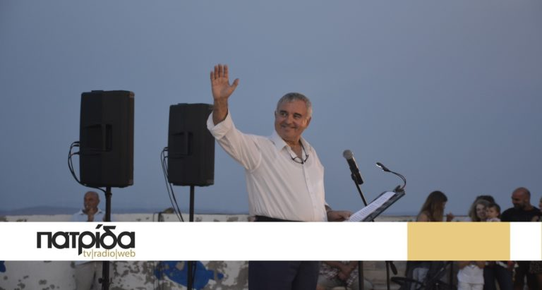 Σταύρος Μιχαηλίδης: «Θα δώσω έναν καθαρό και καθημερινό αγώνα για τα προβλήματα της Χίου»