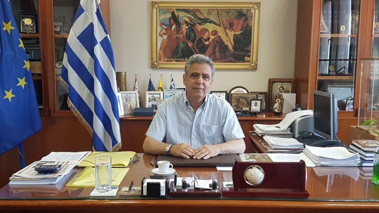 Κατεπείγουσες επιστολές σε 3 νέους Υπουργούς απέστειλε ο Σταμάτης Κάρμαντζης