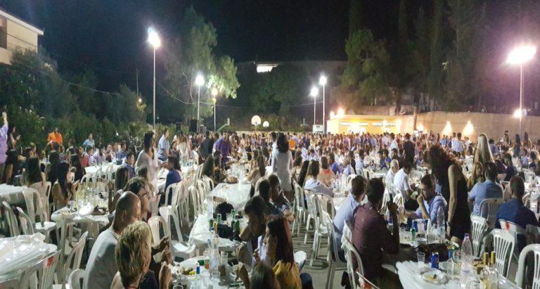 Τα πανηγύρια της Χίου παραμονή και ανήμερα του Δεκαπενταύγουστου