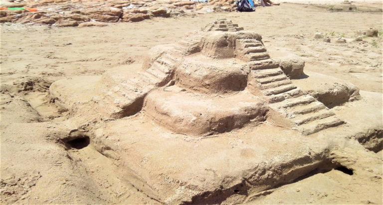 Την Κυριακή ο Διαγωνισμός γλυπτικής στην άμμο στον Καρφά
