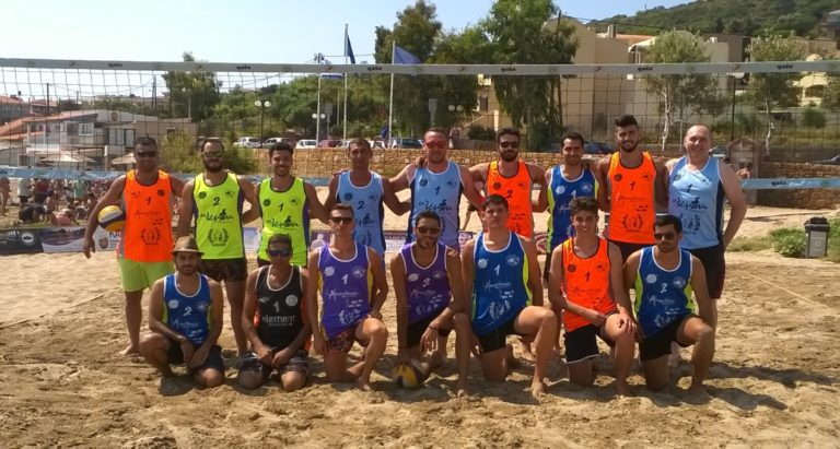 Το Σαββατοκύριακο το 2ο Karfas Cup Beach Volley