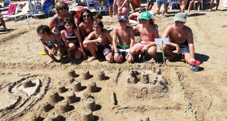 Γλυπτική στην άμμο και beach volley στο «Karfas Events» του ΜΕΟΘ