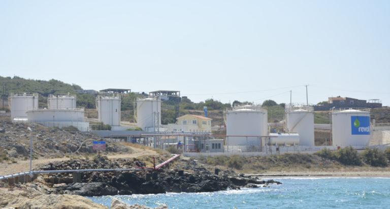 ΒΙΝΤΕΟ–ΦΩΤΟ: Οι εγκαταστάσεις της Revoil στη Χίο και η περιβαλλοντική ευαισθησία της εταιρίας
