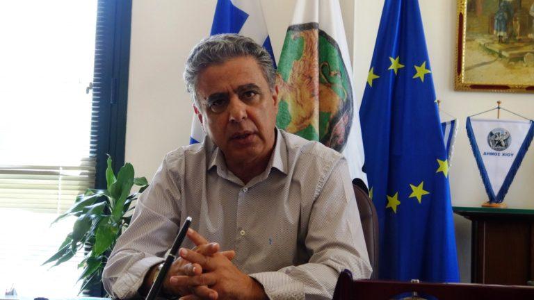 «Απασφάλισε» κατά Κ.Τριαντάφυλλου και Μ.Βουρνού ο Δήμαρχος Χίου
