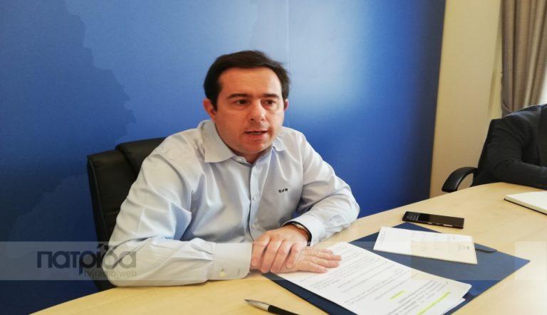 Νότης Μηταράκης: «Μέσα στο 2020 να έχουμε προκηρύξει το κύριο έργο για το αεροδρόμιο» (vid)