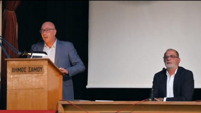 Παραιτήθηκε ο Δήμαρχος Σάμου και το δημοτικό συμβούλιο