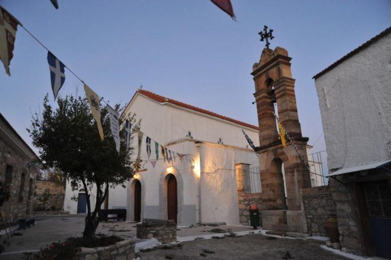 Η Καλλιμασιά τιμά τα Εισόδια της Υπεραγίας Θεοτόκου στον Ενοριακό Ναό και στο Μοναστήρι της