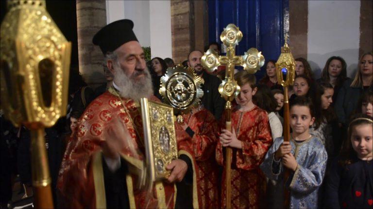 Λαμπρός και διδακτικός εορτασμός των Εισοδίων στην Παναγία Ερειθιανή (pics & vid)