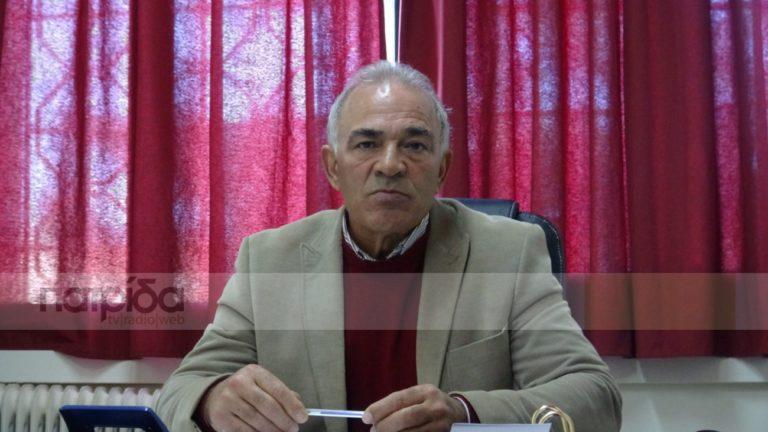 Ο κορονοϊος καθυστερεί την ολοκλήρωση έργων του Δήμου Χίου (vid)