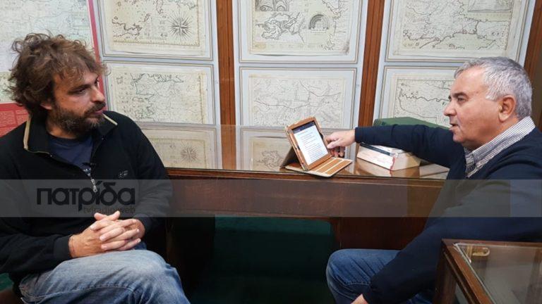 Σήμερα στην «Πατρίδα»: Ο Γιάννης Μακριδάκης στο «Λυκαυγές ή Λυκόφως» με τον Στ.Μιχαηλίδη