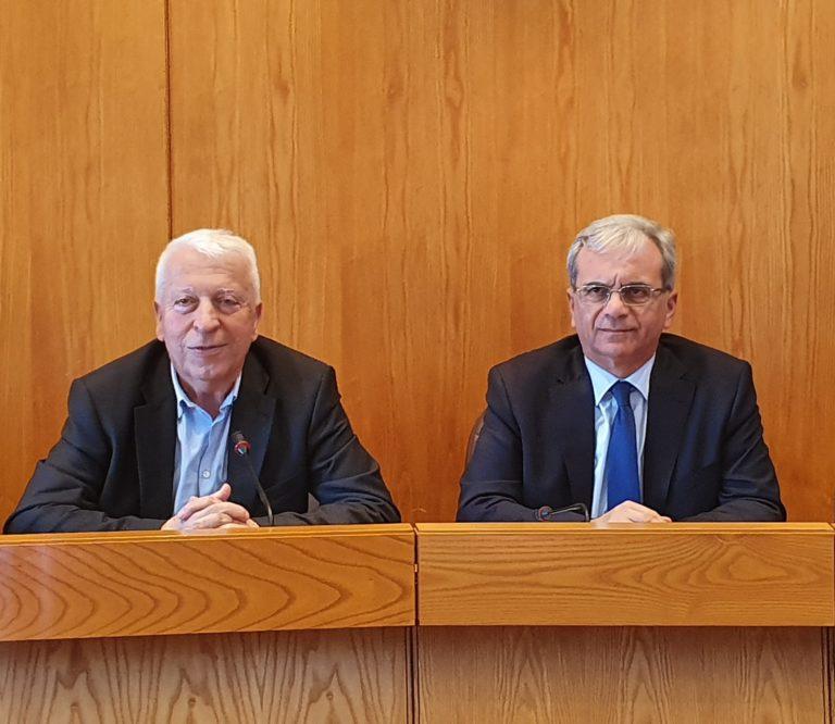 «Καμία συζήτηση για δομές στη σύσκεψη με Γεραπετρίτη και Μηταράκη»