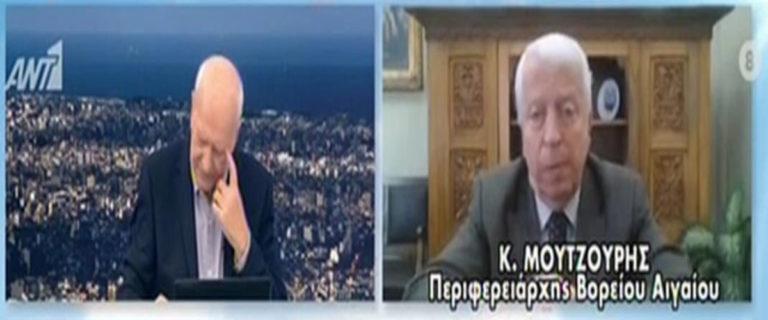Κ.Μουτζούρης: «Καταδικάζω τις βιαιότητες στο Δημαρχείο Χίου αλλά είναι ενδείξεις πως ο κόσμος έχει ξεπεράσει τα όριά του»