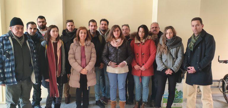 Διαμαρτυρία εκπαιδευτικών για την εξίσωση των ΑΕΙ με τα Κολέγια