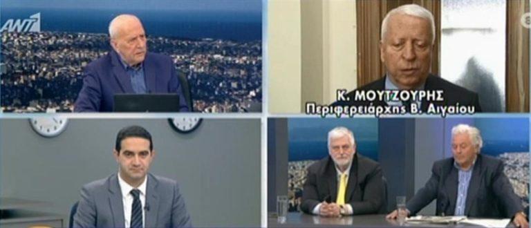 Κ.Μουτζούρης: Χάσαμε την εμπιστοσύνη μας στην κυβέρνηση (vid)