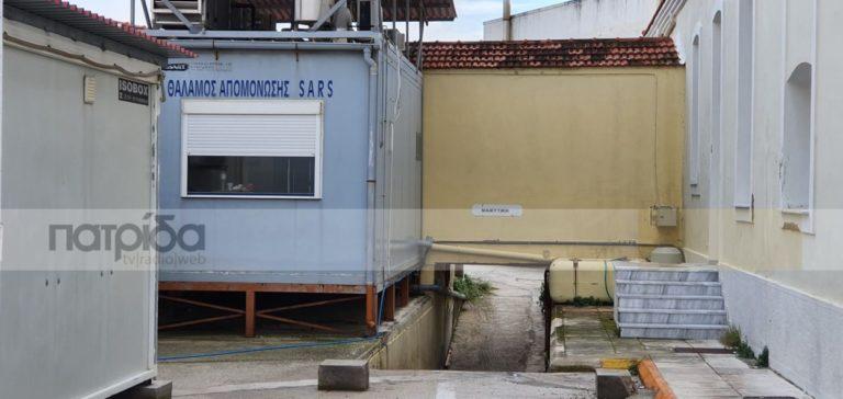 Στον θάλαμο SARS ο νεαρός στρατιωτικός, πρώτο θετικό κρούσμα κορονοϊού στη Χίο