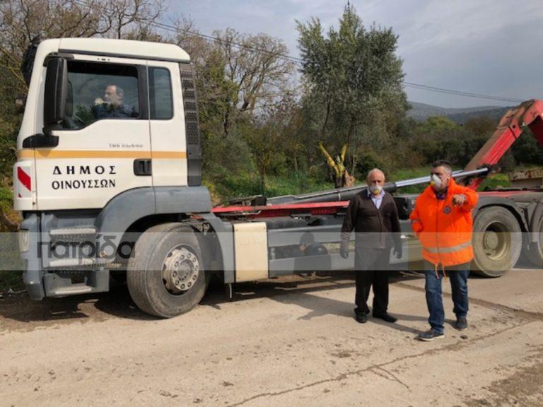 150 τόνοι σκουπιδιών από τη ΒΙΑΛ στο ΧΥΤΑ τον Μάρτιο (vid)