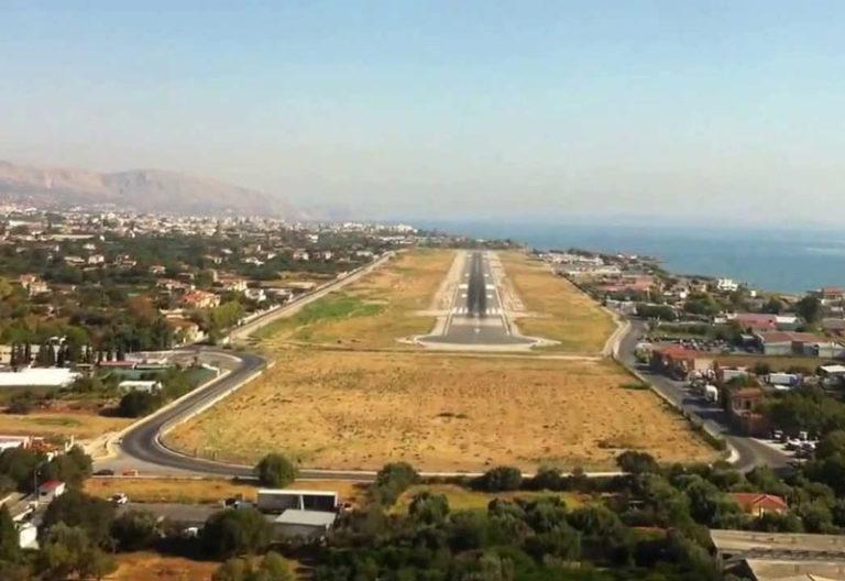 Μουτζούρης – Κάρμαντζης: Σημαντικό βήμα για το αεροδρόμιο η έγκριση των περιβαλλοντικών όρων