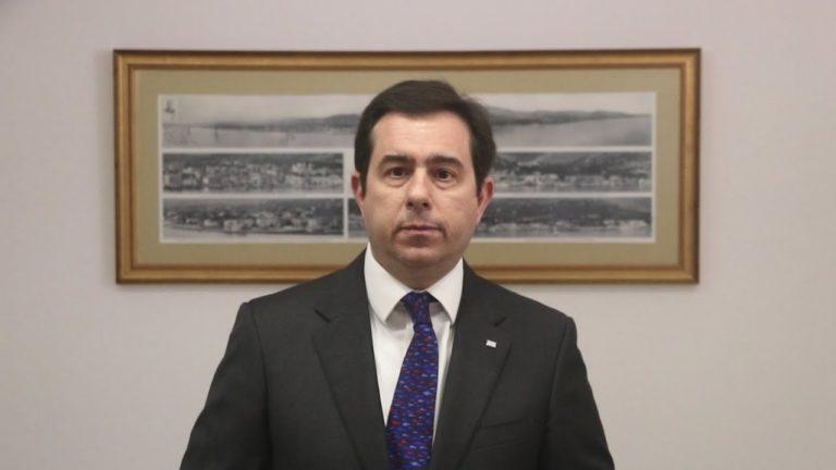 Ν.Μηταράκης: «Η Χίος είναι ο τόπος μου, είμαι και θα παραμείνω στην πρώτη γραμμή» (vid)