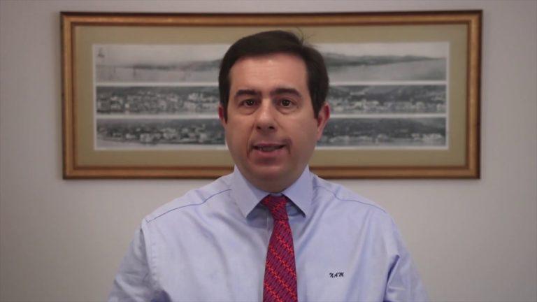 N. Μηταράκης: «Προχωράει αποφασιστικά το έργο του αεροδρομίου της Χίου» (vid)