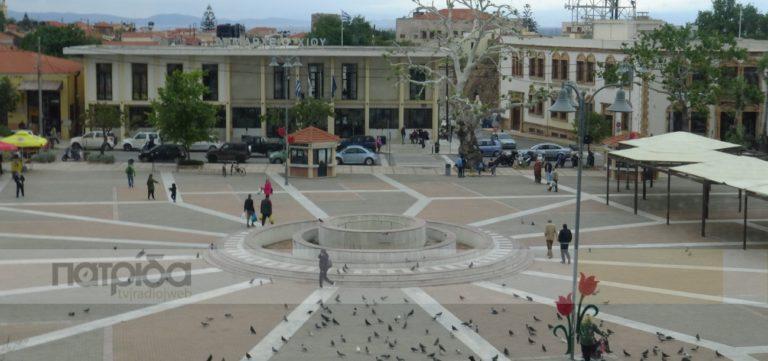 Μέχρι το καλοκαίρι το νέο συντριβάνι στην πλατεία (vid)