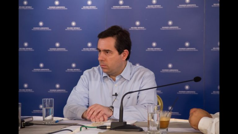«Θα ξανακατέβω σίγουρα στη Χίο στις επόμενες εκλογές – Στόχος να είναι λυμένα όσα έγραφα στο προεκλογικό φυλλάδιο του 2020» (vid)