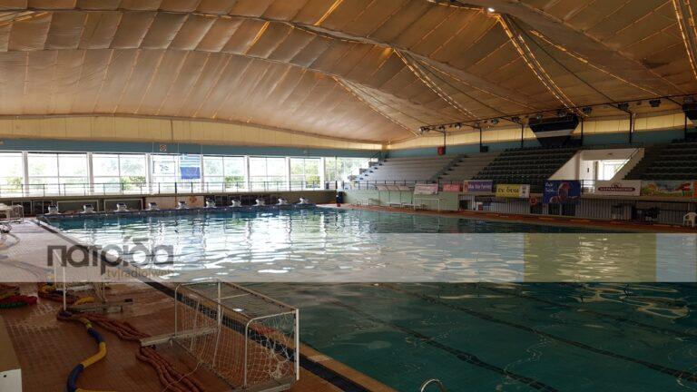 Σε πλήρη λειτουργία από τη Δευτέρα το Ιωνικό Κολυμβητήριο