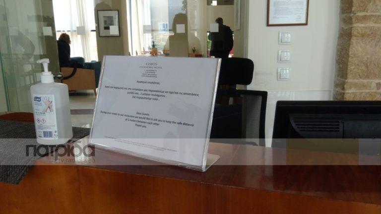 Εικόνα «νοσοκομείου» στα ξενοδοχεία που επαναλειτουργούν από σήμερα (vid)