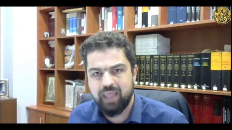 Κ.Τριαντάφυλλος: «Απαξιώνει τον αγώνα των Χιωτών και τις αποφάσεις του Δ.Σ. ο Δήμαρχος» (vid)