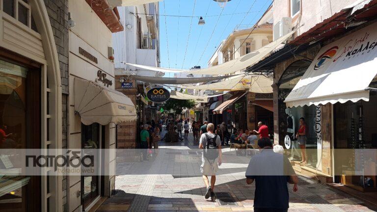 «Μουδιασμένη» παρά τις μεγάλες εκπτώσεις η κίνηση στην αγορά (vid)