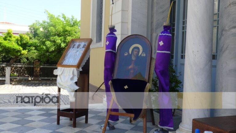 Μεσίστιες οι σημαίες και πένθιμες καμπάνες για την Αγία Σοφιά (vid)