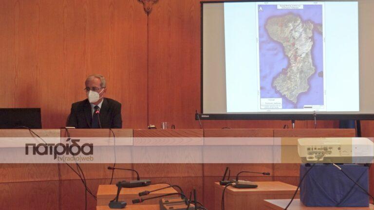 «Η ανάπτυξη θα έρθει με την ολοκλήρωση των υποδομών του νησιού» (vid)