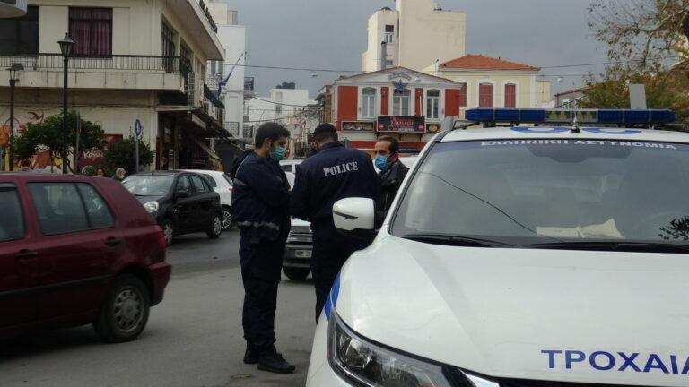 Συνεχίζονται οι έλεγχοι από την αστυνομία, συμμορφώνονται οι Χιώτες