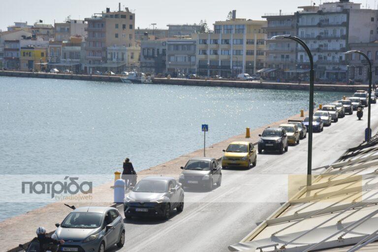 Αυτοκινητοπομπή και «όχι» διαρκείας σε νέα δομή στη Χίο (pics & vid)
